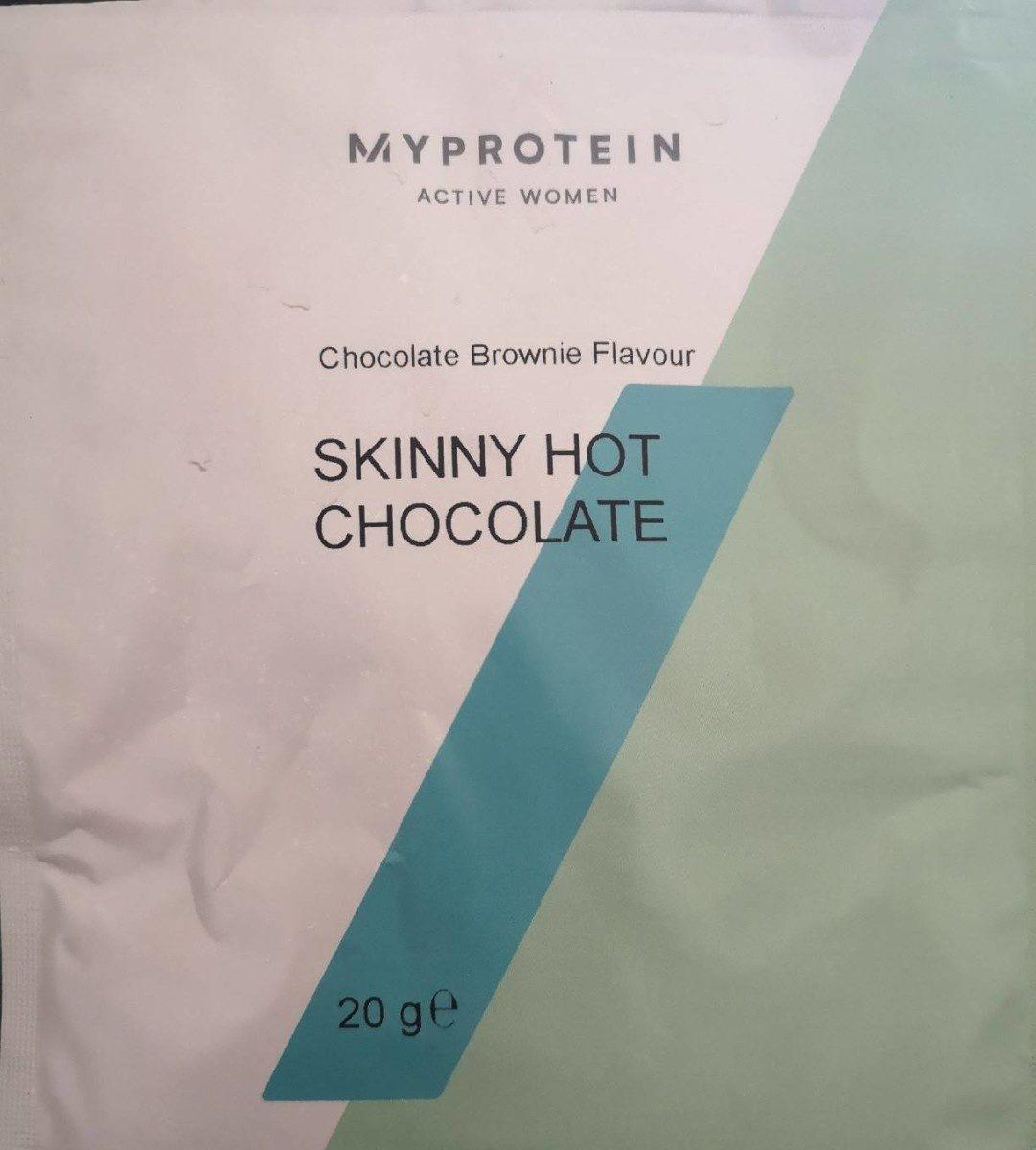Skinny hot chocolate - Produit