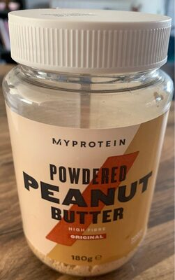 Powdered Peanut Butter - Produit - fr