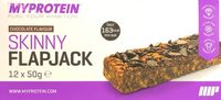 Skinny Flapjack chocolate flavour - Product