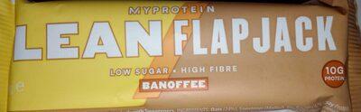 skinny flapjack banane - Produit