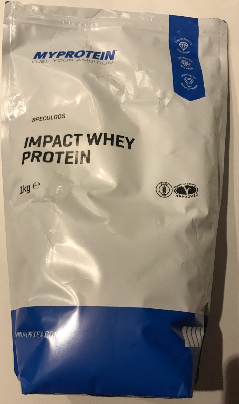 Impact Whey Protein, Speculoos - Produit - fr