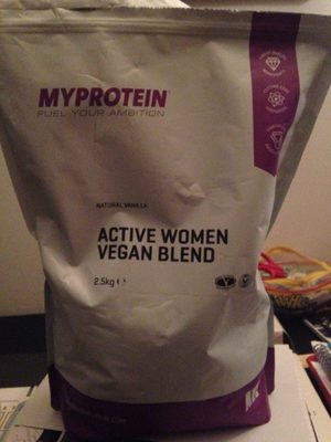 Active women vegan blend - Produit