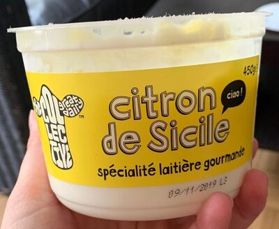 Citron de sicile - Product