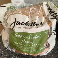Super Seeded Brown Bloomer - Produit - en
