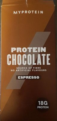 Protein Chocolate Espresso - Produit
