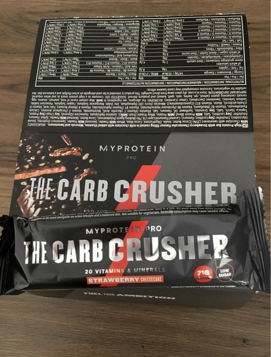 The Carb Crusher - Producto - fr