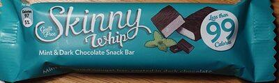 Mint & Dark Chocolate Snack Bar - Product - en