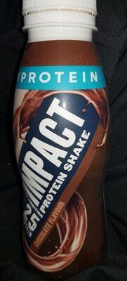 Impact protein shake - Produit - fr