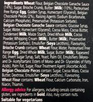 Chocolate brioche bombe - Ingredients