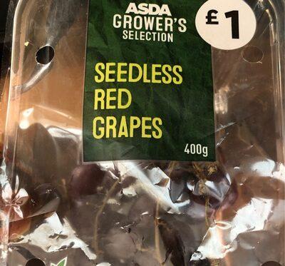 Seedless Red Grapes - Produit - en