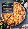Stonebaked four cheese pizza - Prodotto
