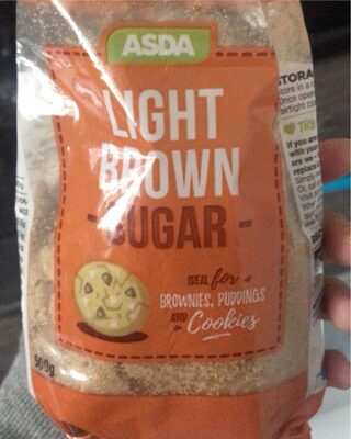 Light broen sugar - Product - en