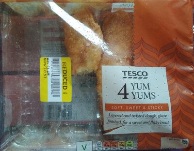 4 Yum Yums - Product - en