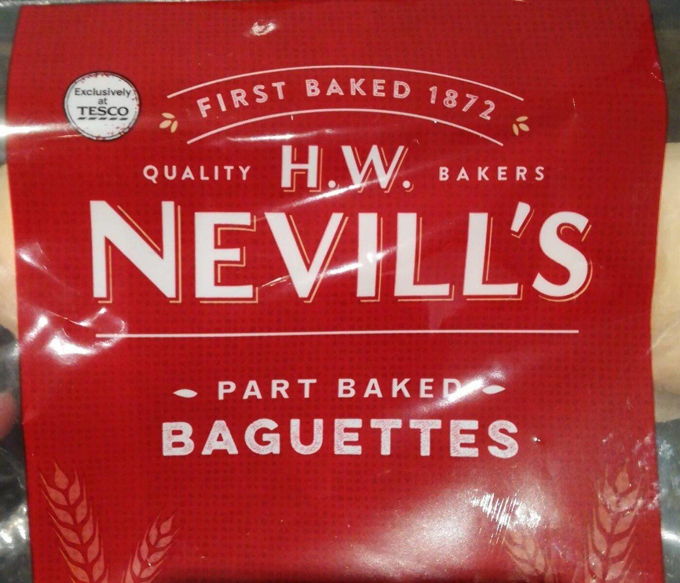 Baguettes - Product - en