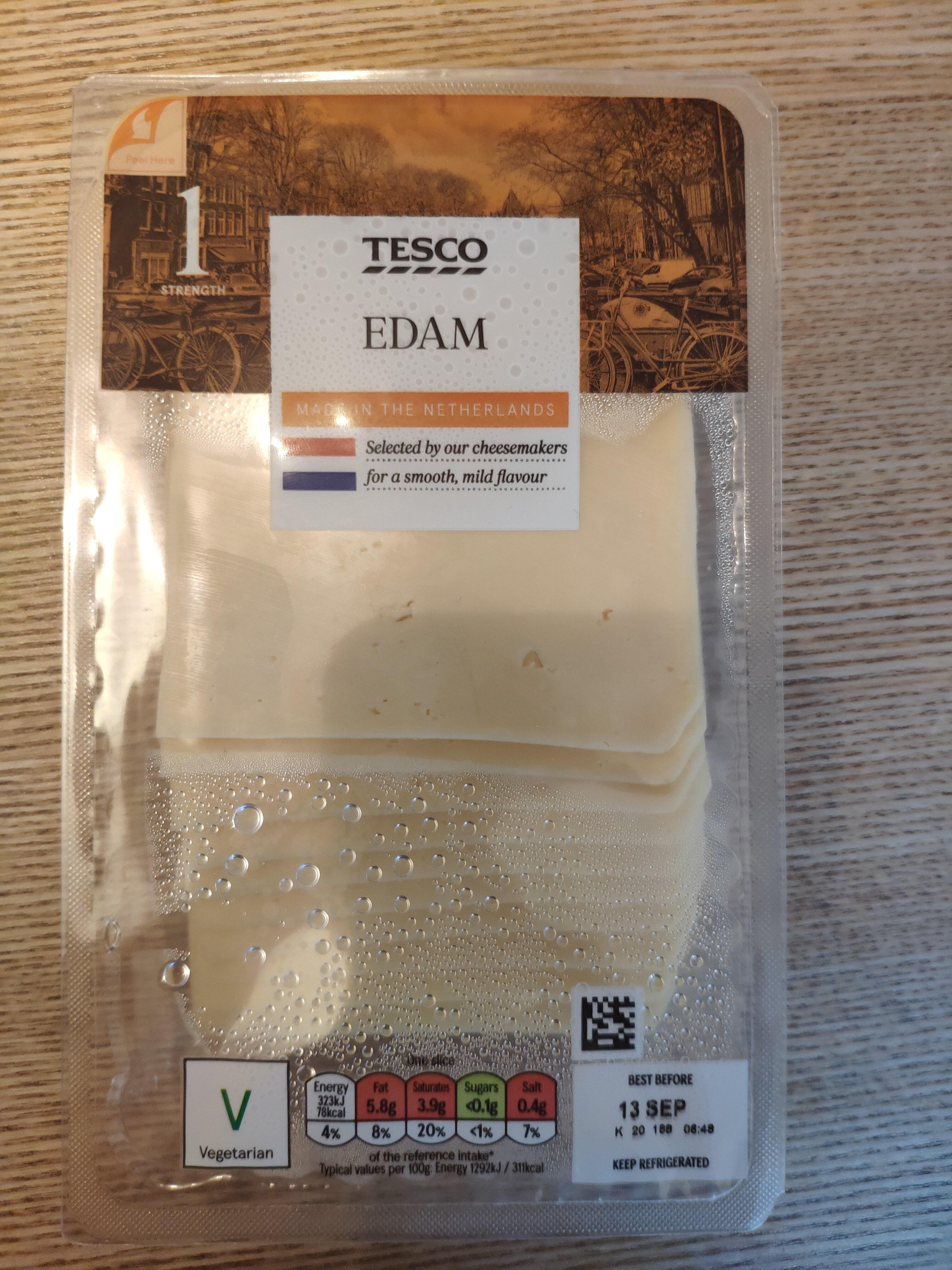 Edam Slices - Product - en