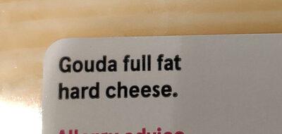 Gouda cheese - Ingredients - en
