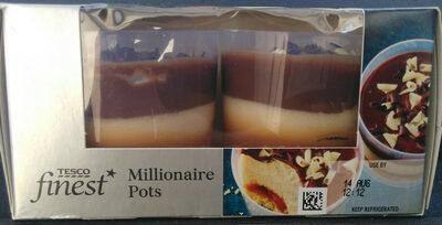 Millionaire pots - Product - en