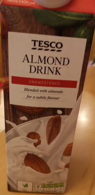 Almond drink - Produto - pt