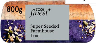 Tesco Finest Super Seeded Farmhouse 800G - Product - en