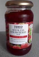 Seedless strawberry jam - Product