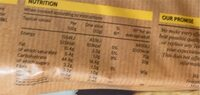 Cheese & Garlic Slices - Informations nutritionnelles - en