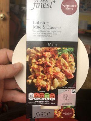 Lobster Mac & Cheese - Product - en