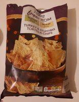 Free from Turkey & stuffing tortilla chips - Produit - en