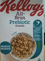 All-Bran Prebiotic Granola - Product - es