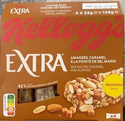 Kellog's Extra Amande - Product - fr