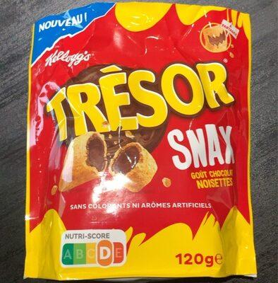 Snax goût Chocolat Noisettes - Product - fr