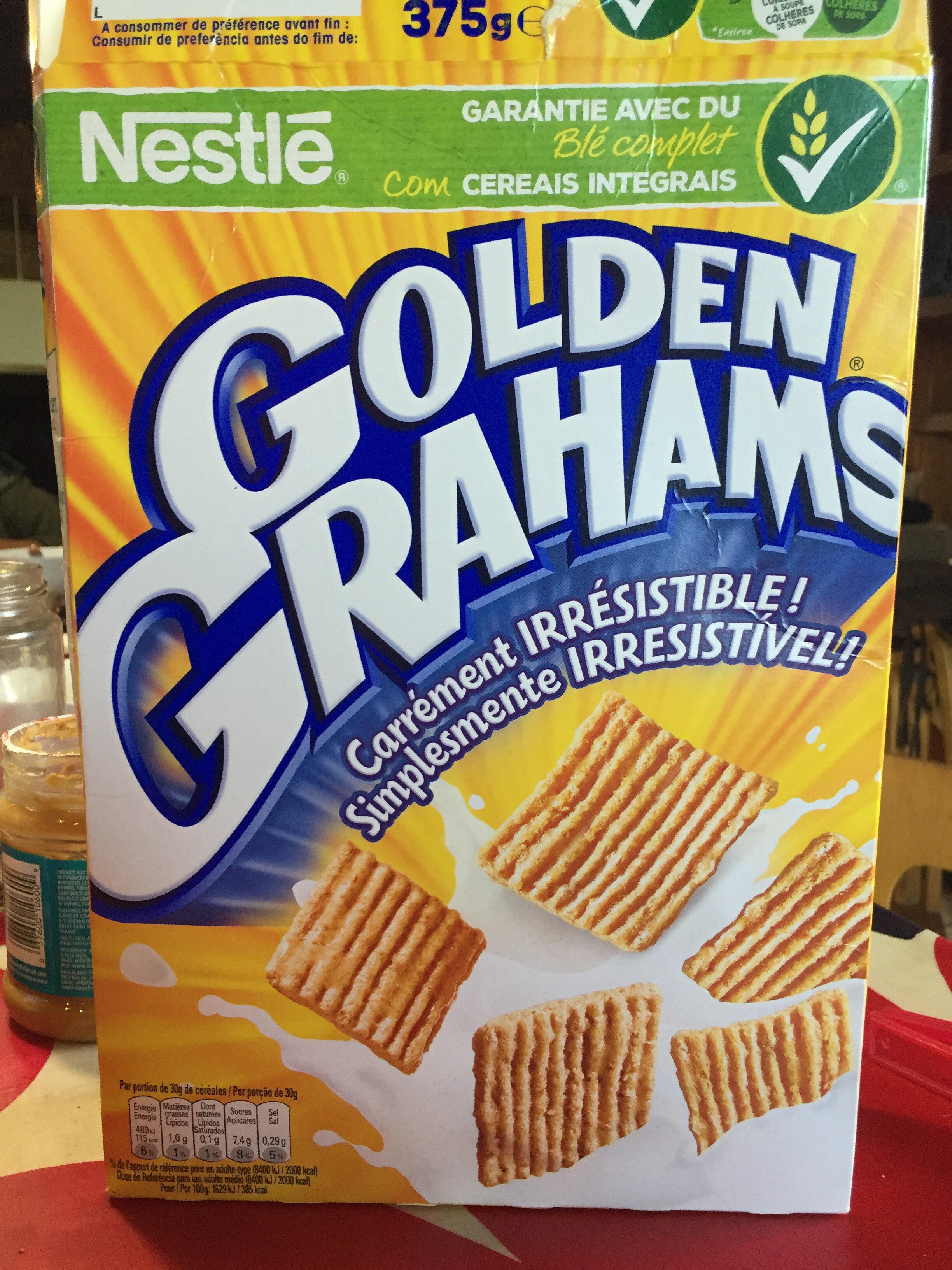 Golden Grahams - Product - fr