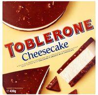 Toblerone Chocolate Cheesecake - Product - en
