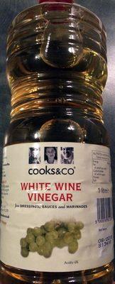 White wine vinegar - Product
