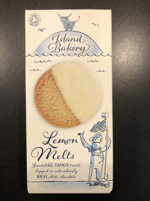 Island Bakery Organics Lemon Melts - Product - fr
