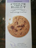 Chocolate chip & hazelnut Cookies - Produit