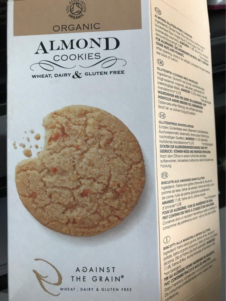 Almond Cookies Glutenfri Ø - Product - fr