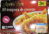 10 Tempura de Crevette - Produit