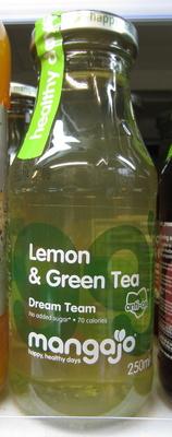 Lemon & Green Tea - Producto