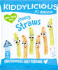 Cheesy Straws - Produit