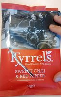 Sweet Chilli & Red Pepper - Producto