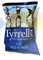 Lightly Sea Salted - Product