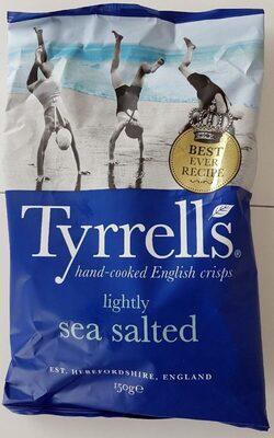 Lightly Sea Salted - Produkt - en