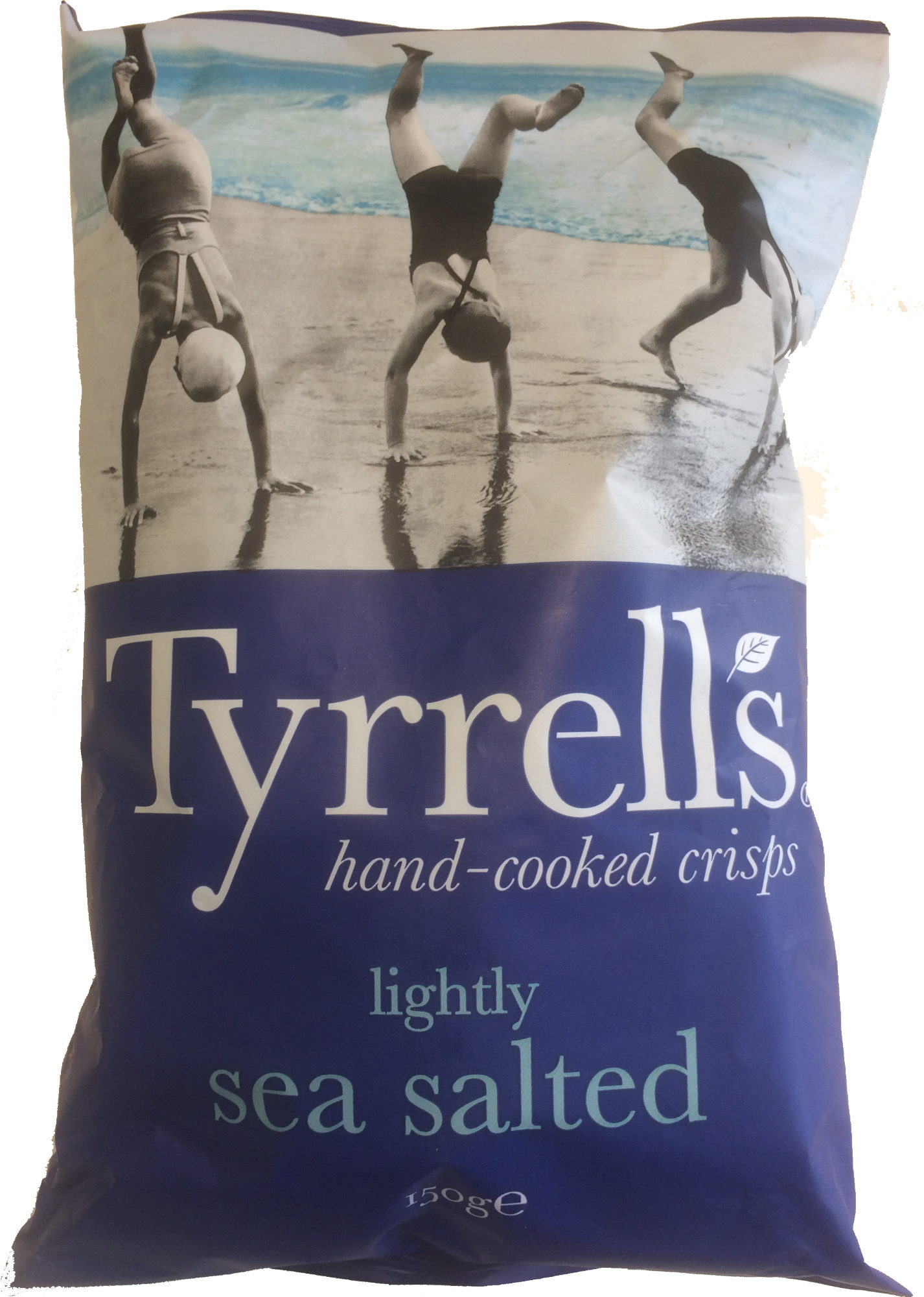 Hand-Cooked Crisps Lightly Sea Salted - Product