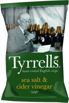 Chips sea salt & cider vinegar - Prodotto - fr