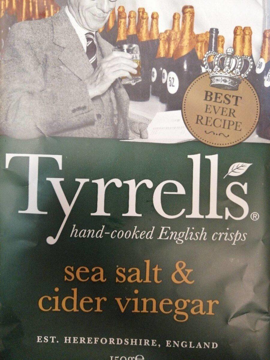 Sea salt & cider vinegar - Prodotto - it