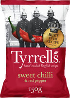 Chips Sweet chilli & Red Pepper - Prodotto - fr