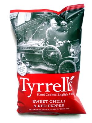 Chips Sweet chilli & Red Pepper - Produit - fr