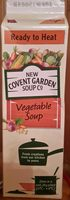 Vegetable Soup - Product - fr