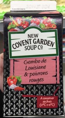 Gombo de Louisiane & poivrons rouges - Produit