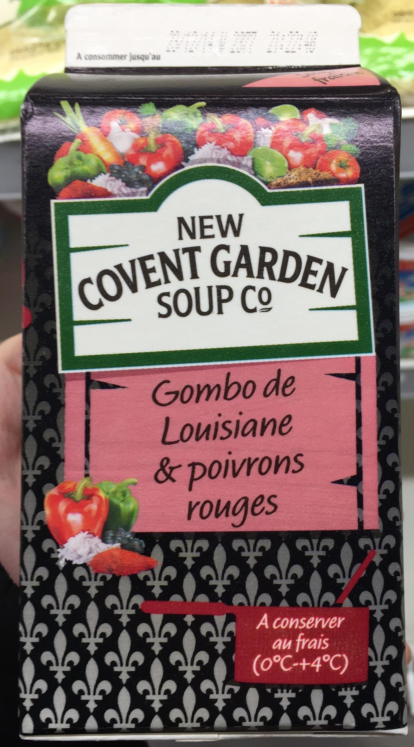 Gombo de Louisiane & poivrons rouges - Produit - fr